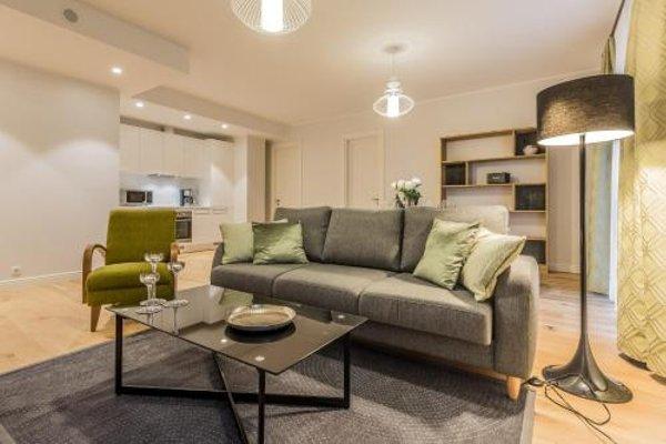 Goodson & Red Pronksi 3 Apartments - фото 12