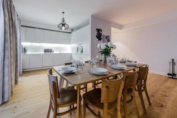 Goodson & Red Pronksi 3 Apartments - фото 19