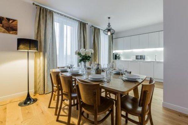 Goodson & Red Pronksi 3 Apartments - фото 20