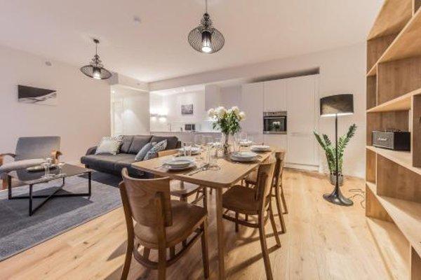 Goodson & Red Pronksi 3 Apartments - фото 21
