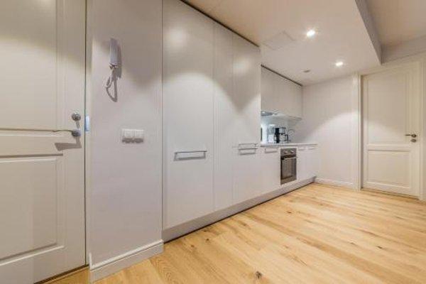 Goodson & Red Pronksi 3 Apartments - фото 22