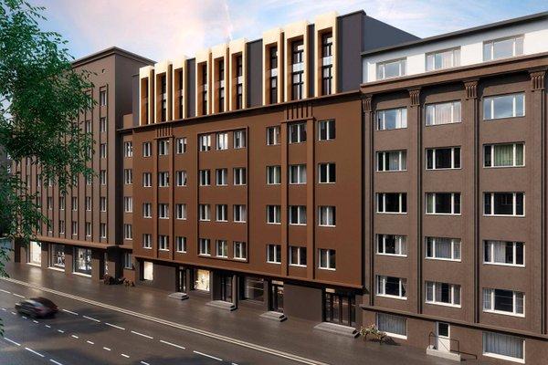 Goodson & Red Pronksi 3 Apartments - фото 23