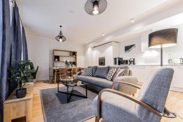Goodson & Red Pronksi 3 Apartments - фото 8