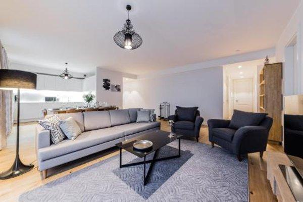 Goodson & Red Pronksi 3 Apartments - фото 9