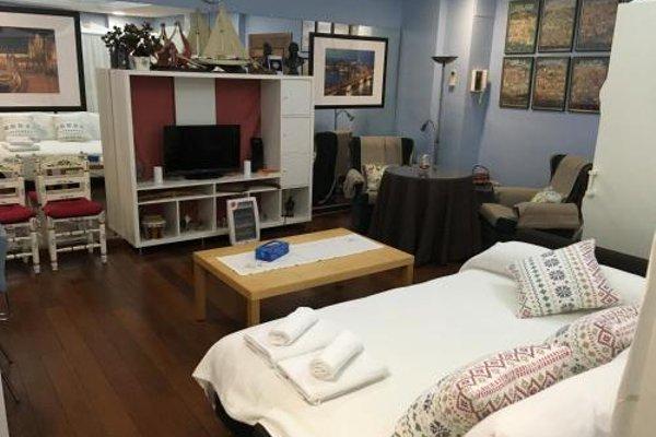 Apartment Alameda - фото 16