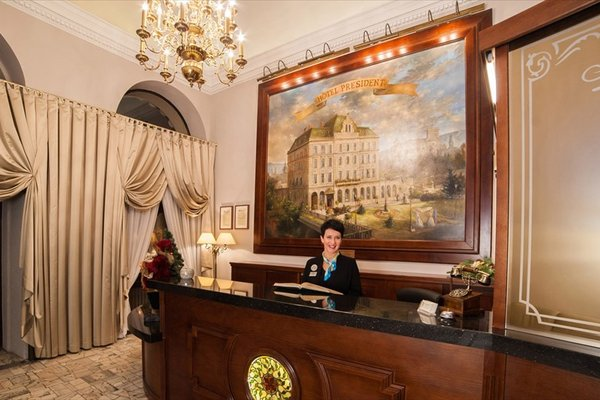 Hotel President - фото 17