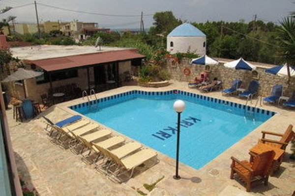 Kri-Kri Village Holiday Apartments - фото 19