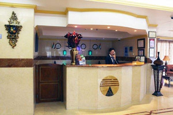 Al Deyafa Hotel Apartments - 60