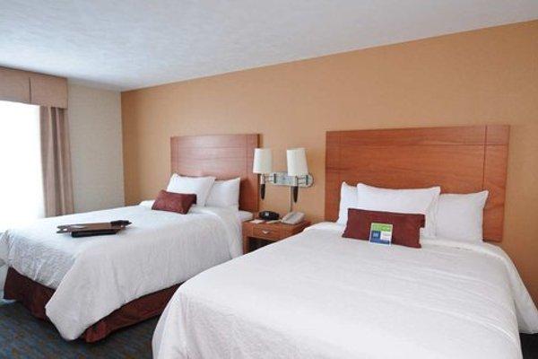 Hampton Inn by Hilton-Queretaro Tecnologico - фото 52