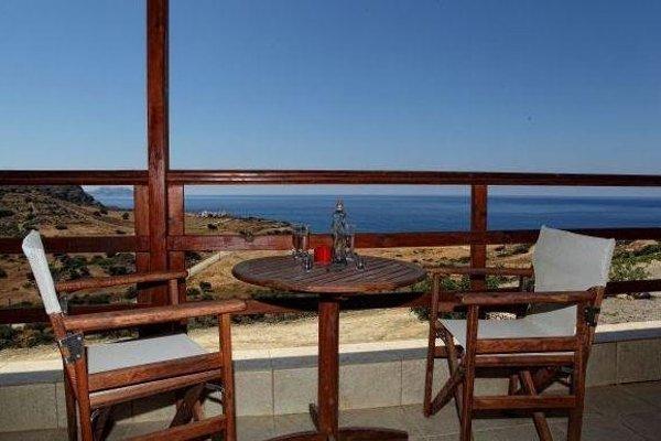 Triopetra Notos Hotel - 15