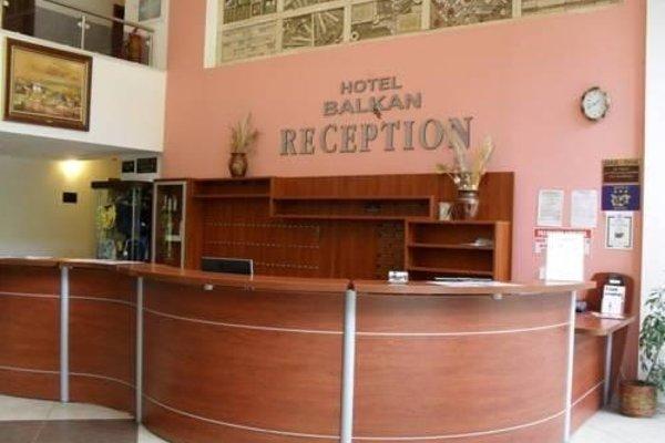 Balkan Hotel - фото 14