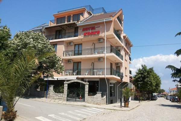 Hotel Kosko (Хотел Коско) - фото 22