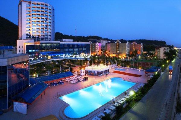Отель «Гамма» - фото 17