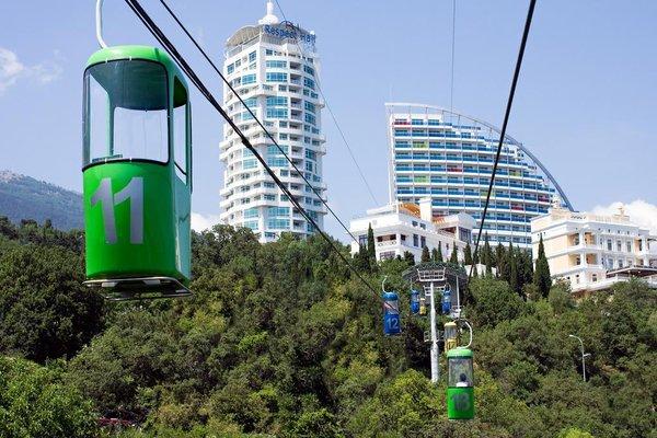 Курортный отель Respect Hall Resort & SPA - 18
