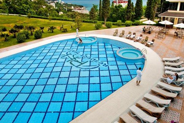 Курортный отель Respect Hall Resort & SPA - 19