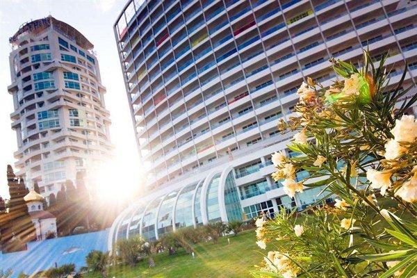 Курортный отель Respect Hall Resort & SPA - 22