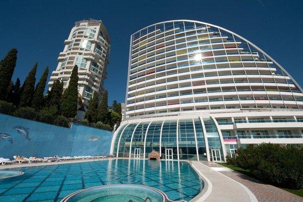 Курортный отель Respect Hall Resort & SPA - 23