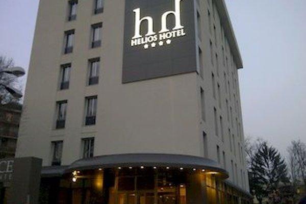 Helios Hotel - фото 74