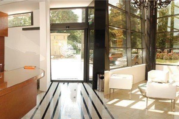 Hotel Burgas - фото 19