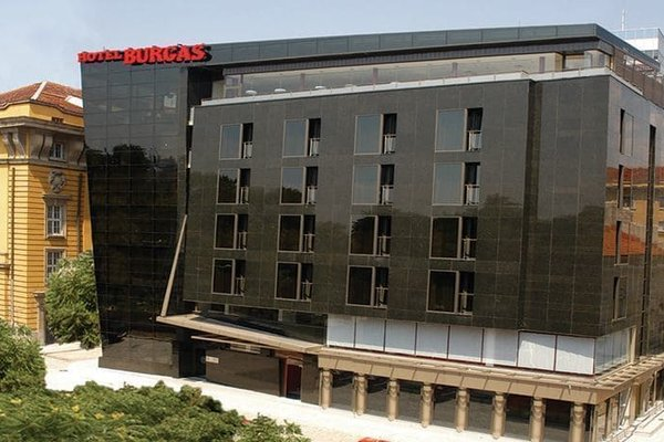 Hotel Burgas - фото 21