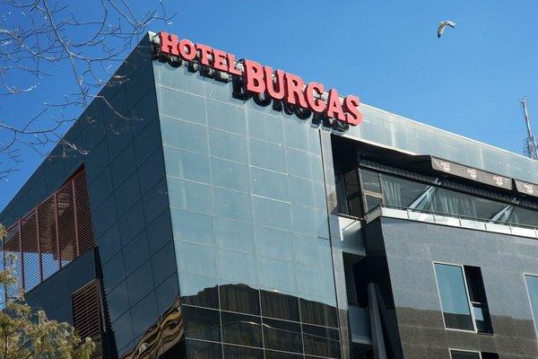 Hotel Burgas - фото 22