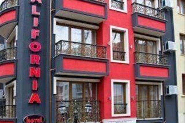 Калифорния Отель - фото 21