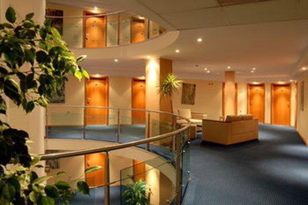 Отель Луксор - фото 16