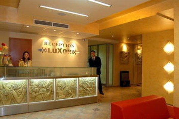 Отель Луксор - фото 17