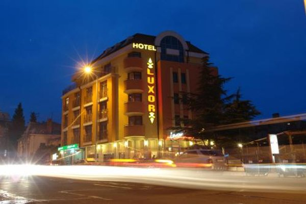 Отель Луксор - фото 23