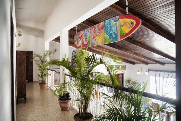 La Hamaca Hostel - фото 5