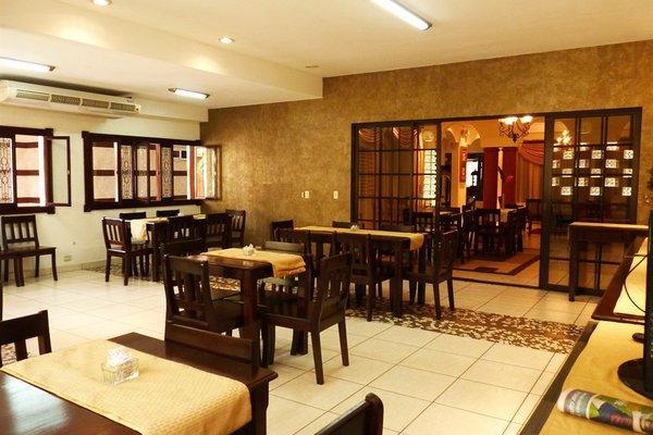 Los Arcos Hotel Boutique - фото 12