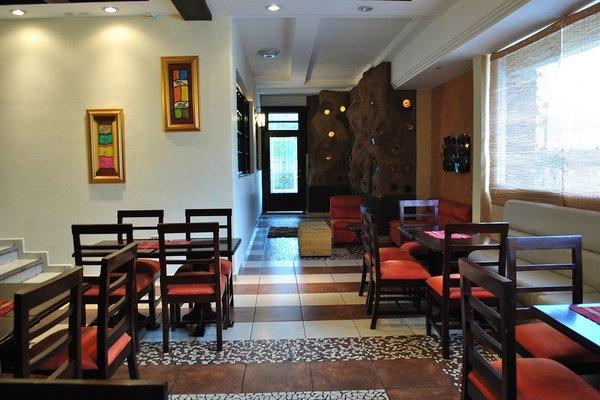 Los Arcos Hotel Boutique - фото 17