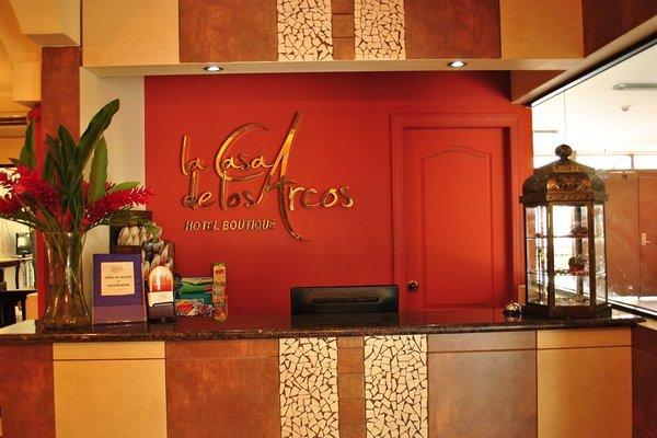 Los Arcos Hotel Boutique - фото 19