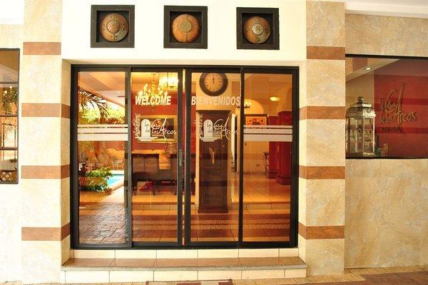 Los Arcos Hotel Boutique - фото 20