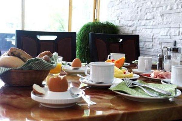 Comfort Hotel Atlantic Muenchen Sued - фото 13