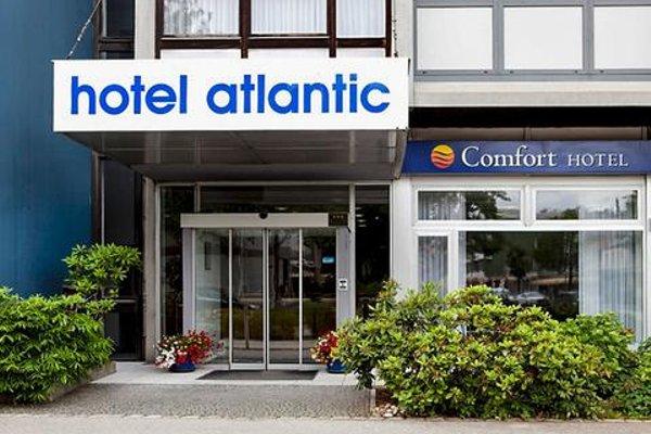 Comfort Hotel Atlantic Muenchen Sued - фото 21