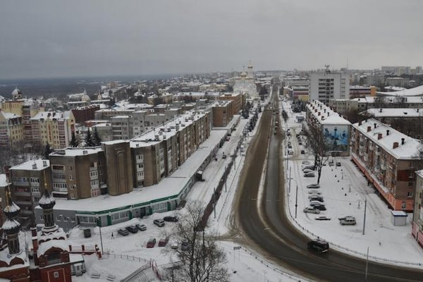 Гостиница Брянск - фото 19