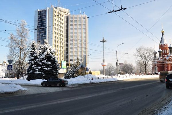 Гостиница Брянск - 22