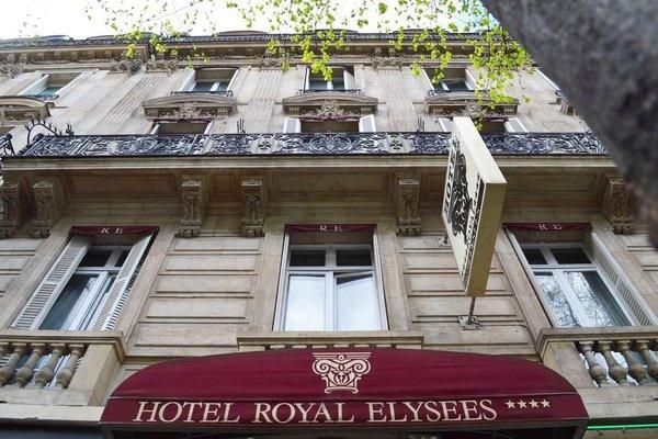 Hotel Royal Elysees - 25