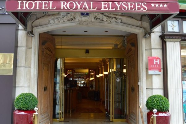 Hotel Royal Elysees - 22
