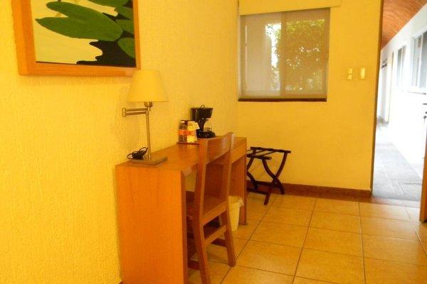 Hotel Quinta Lucca - фото 12