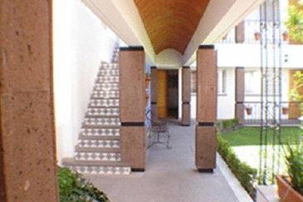 Hotel Quinta Lucca - фото 15