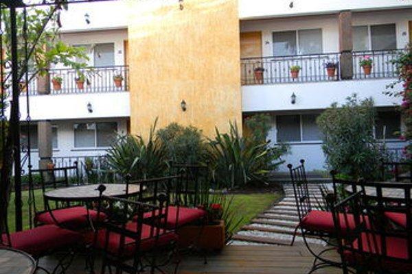 Hotel Quinta Lucca - фото 23