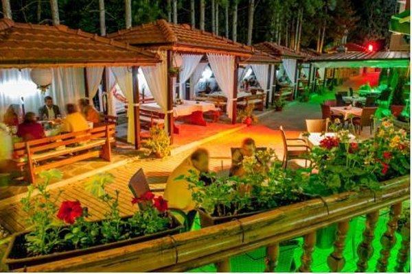 Hotel Park Bachinovo - фото 17