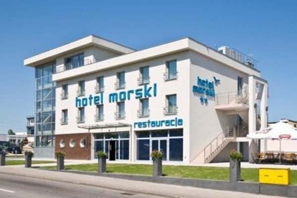Hotel Morski - фото 22