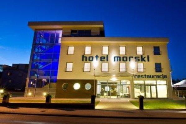 Hotel Morski - фото 23