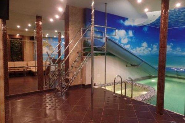 Отель Metropol - фото 21