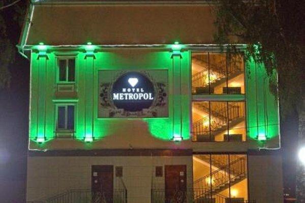 Отель Metropol - фото 23