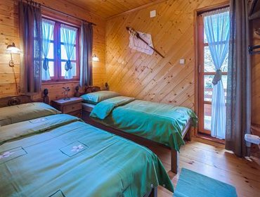 Guesthouse Pension Mrzlin Grad