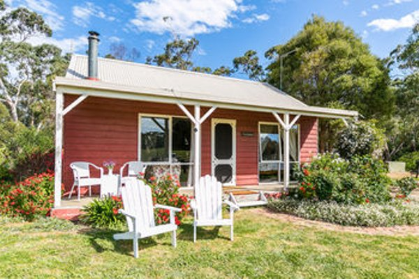 Freshwater Creek Cottages & Farm Stay - фото 19